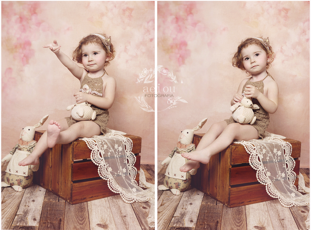 reportaje fotografico infantil